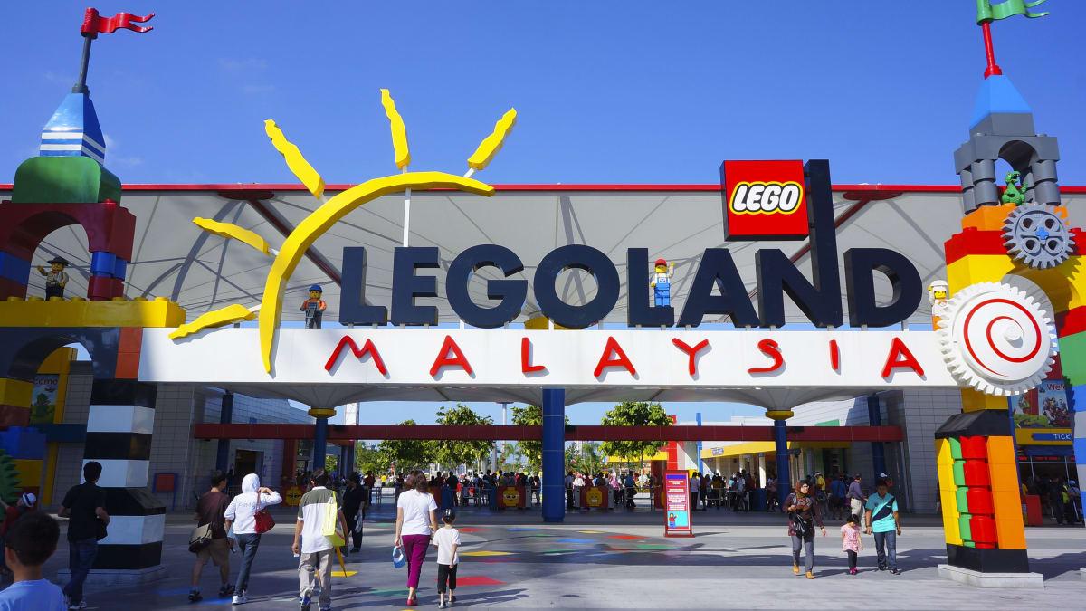 Legoland @ Grand Paragon Hotel Bersama Tripfez