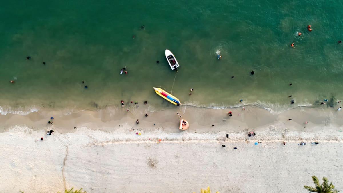 Port Dickson Free & Easy @ Grand Beach Resort Bersama Tripfez