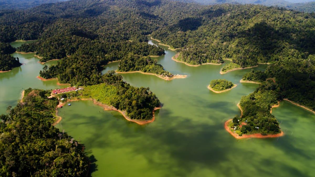 Terokai Belum Rainforest @ Banding Island Bersama Tripfez