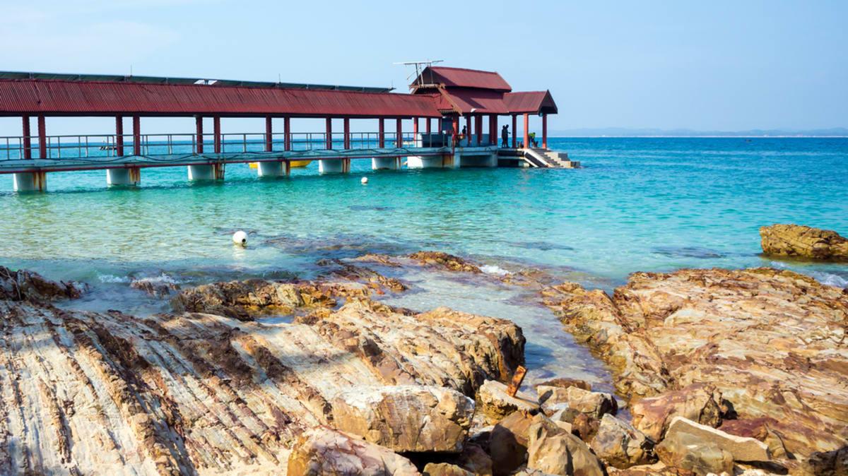 Pulau Kapas Bersama Tripfez