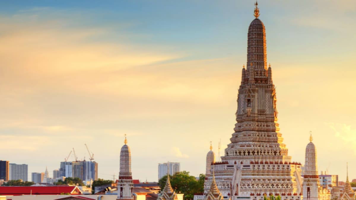 Explore Bangkok (Free & Easy) With Tripfez