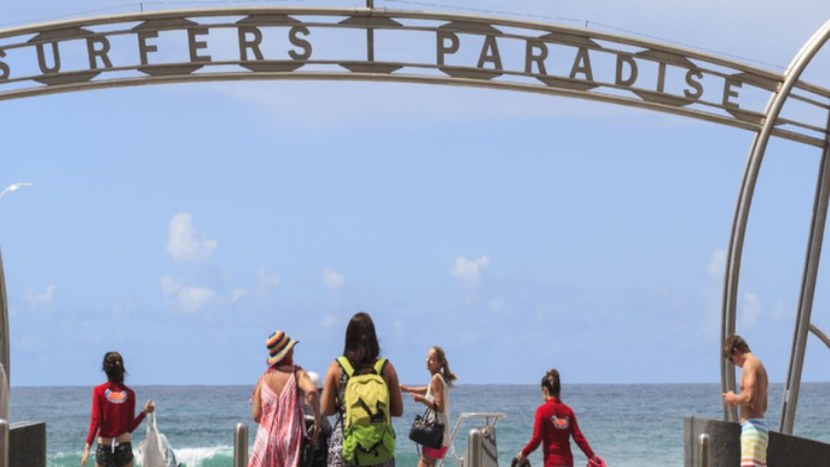 Lawatan ke Gold Coast Bersama Tripfez
