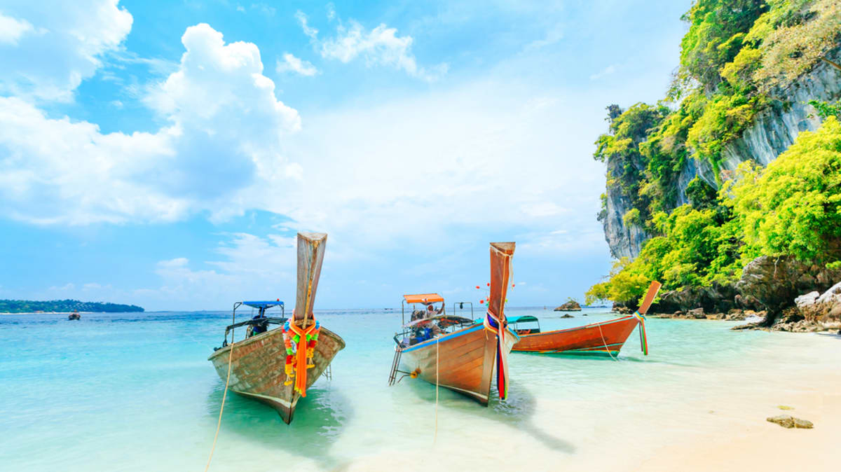 Phuket (Free & Easy)  With Tripfez