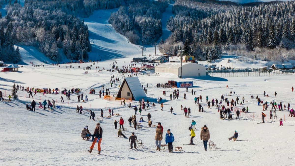 Bosnia (Musim Sejuk) Bersama Tripfez