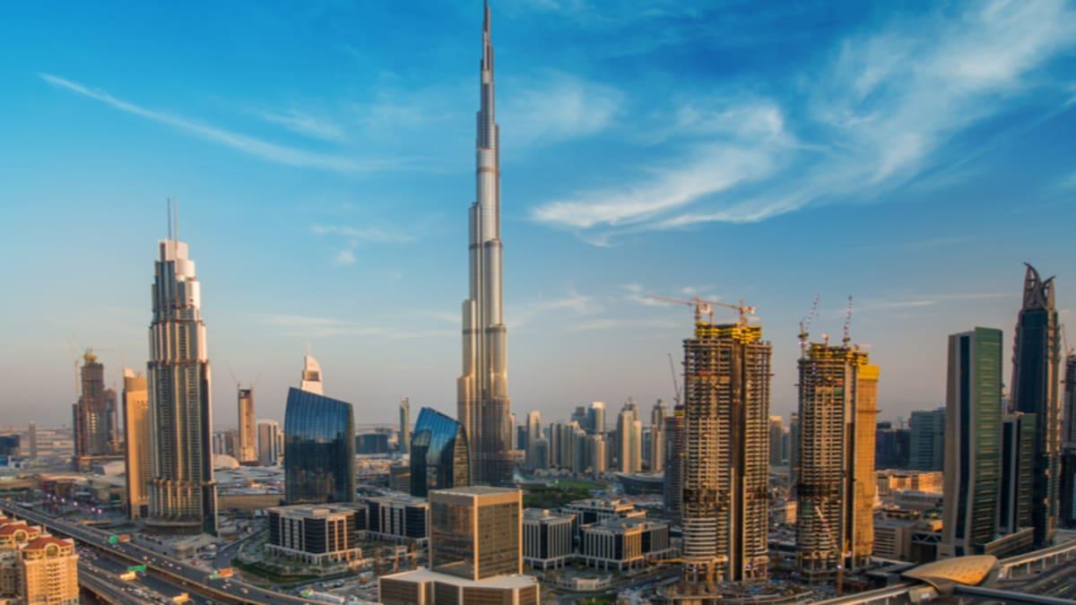 Lawatan Dubai Bersama Tripfez