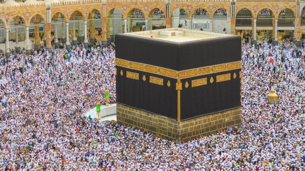 Umrah November: Makkah → Madinah With Tripfez