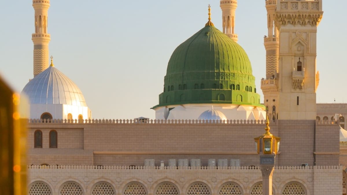 Umrah December School Holidays: Madinah → Makkah With Tripfez