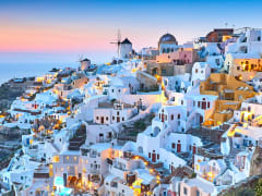 Tripfez TravelAthens, Santorini, Mykonos Honeymoon package