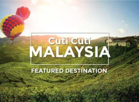 Holiday in Malaysia