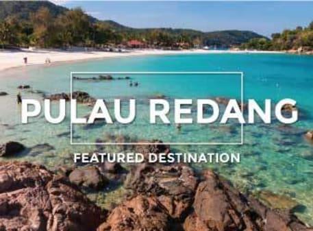Featured Destination - Pulau Redang