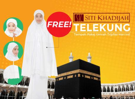 Promo Umrah Bersama Siti Khadijah