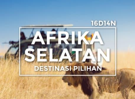 Destinasi Pilihan Afrika Selatan