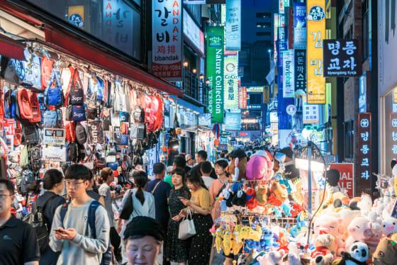 Korea (Musim Panas) Hari 3