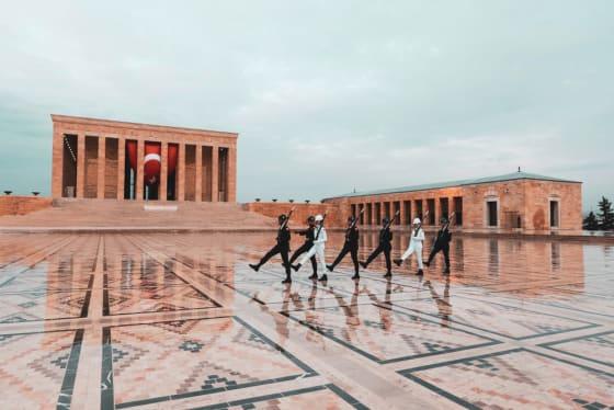 Turki 2020 (Musim Luruh) Hari 6