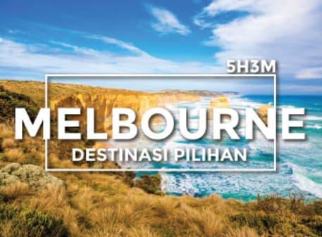 Destinasi Pilihan - Melbourne