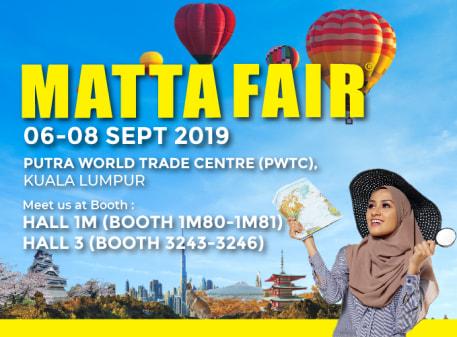 Visit Tripfez at MATTA fair