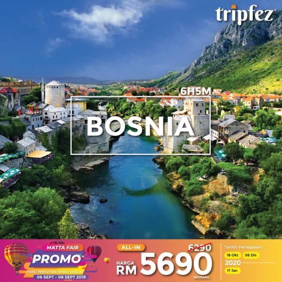 Tripfez MATTA fair bosnia