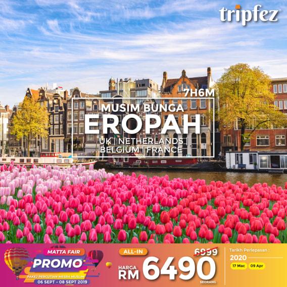 Tripfez MATTA fair europe spring