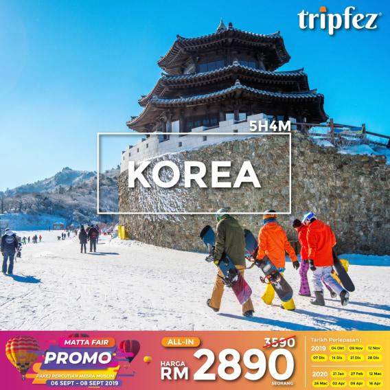 Tripfez MATTA fair korea