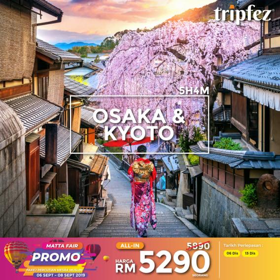 Tripfez MATTA fair osaka kyoto japan