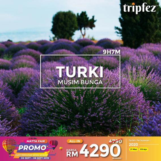 Tripfez MATTA fair turkey spring 2020