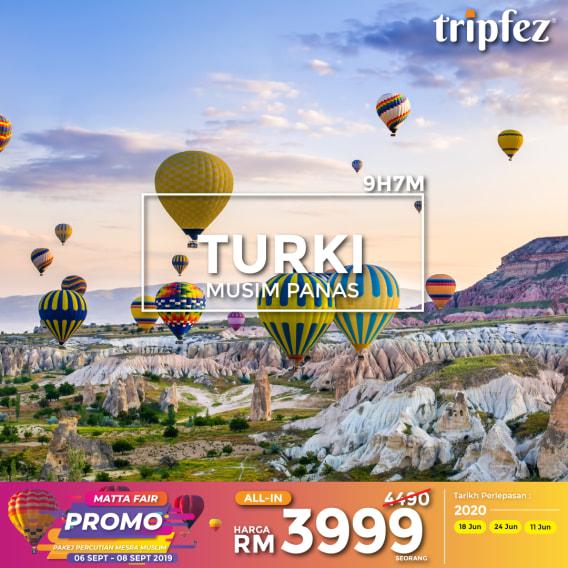 Tripfez MATTA fair turkey summer 2020