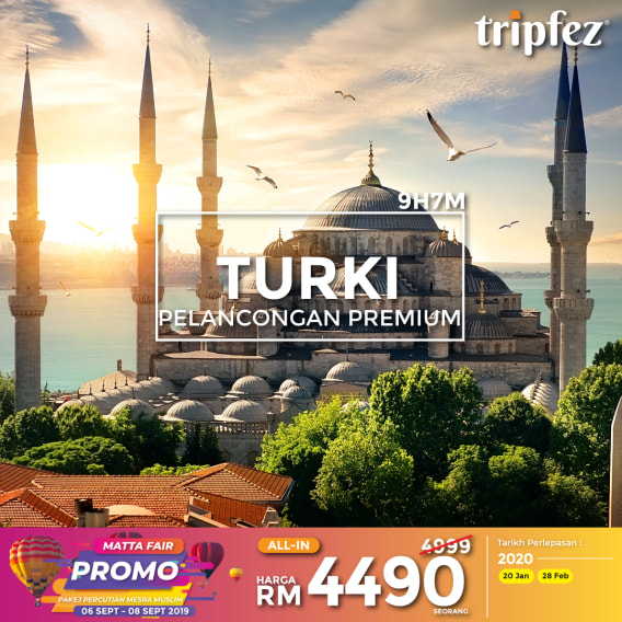 Tripfez MATTA fair turkey premium 2020