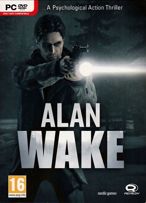 Alan Wake STEAM GLOBAL