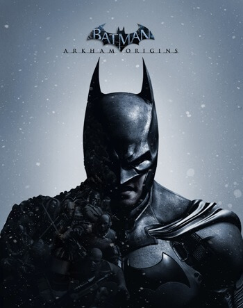 Batman: Arkham Origins STEAM GLOBAL