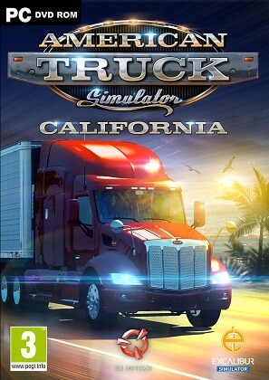 American Truck Simulator STEAM GLOBAL