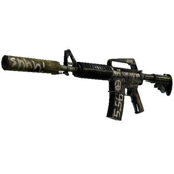 M4A1-S   Flashback (Field-Tested)