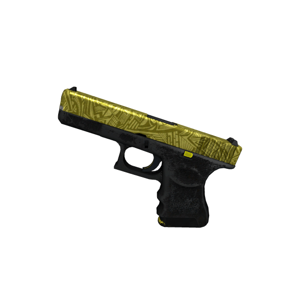 Glock-18 | Ancestral (Battle-Scarred)