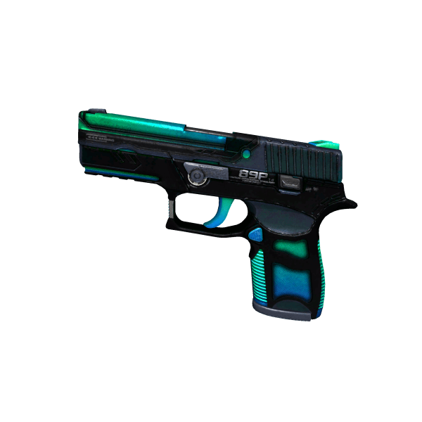 P250 | Infinity (Battle-Scarred)