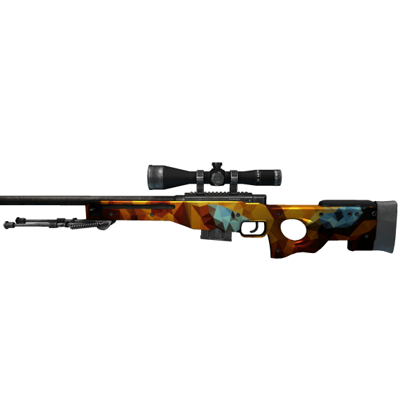 AWP | Polycat (Factory-New)