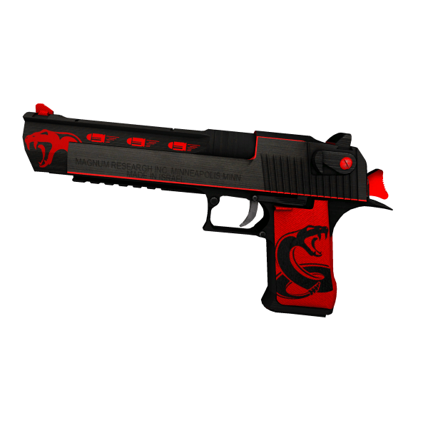 Desert Eagle | Red Viper (Field-Tested)
