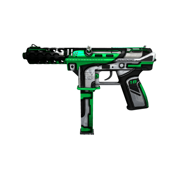 Tec-9 | Critical (Battle-Scarred)