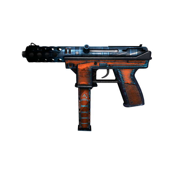 Tec-9 | Cargo (Battle-Scarred)