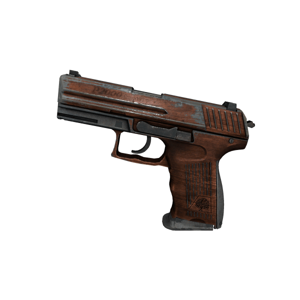 P2000 | Bristlecone (Battle-Scarred)