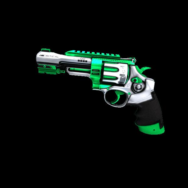 R8 Revolver | Critical (Minimal Wear)