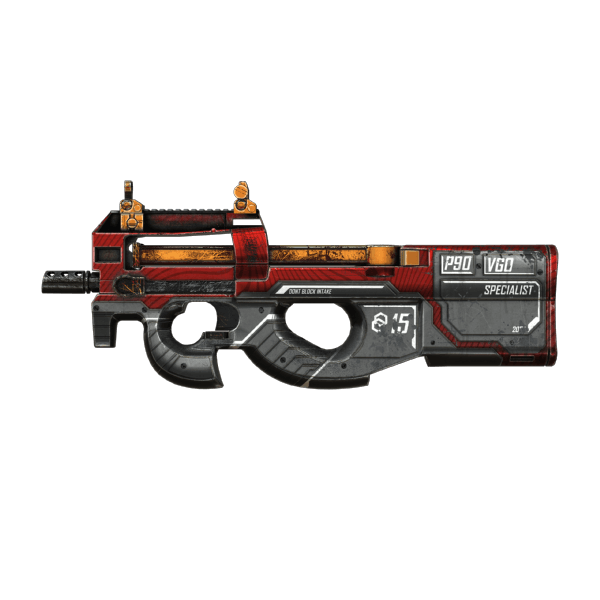 P90 | Specialist (Battle-Scarred)