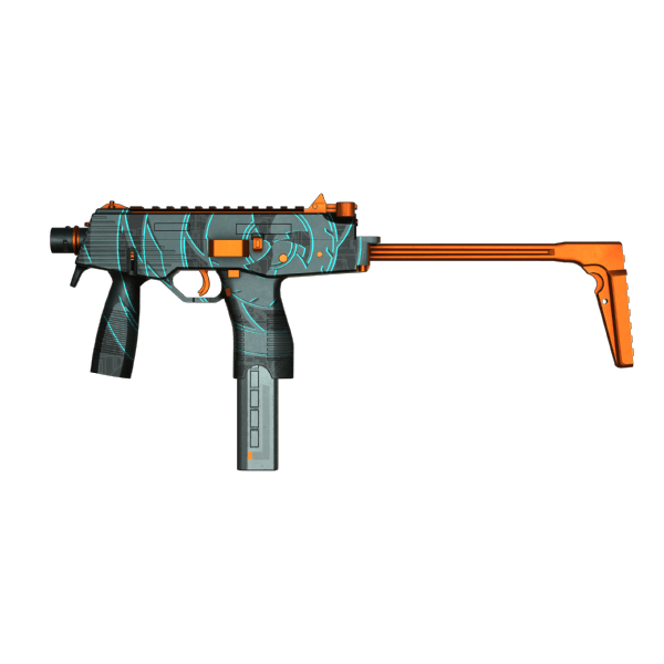 MP9 | Gradial (Factory New)