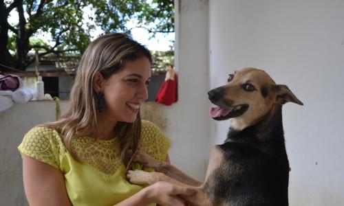 Leia nosso post - Aprovado projeto de Larissa Gaspar que prevê doação de  alimentos para animais em situação de rua