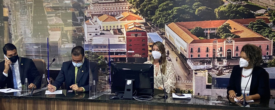 Imagem Principal - José Avelino: CDH recebe titulares da Prefeitura para esclarecimentos e encaminhamentos