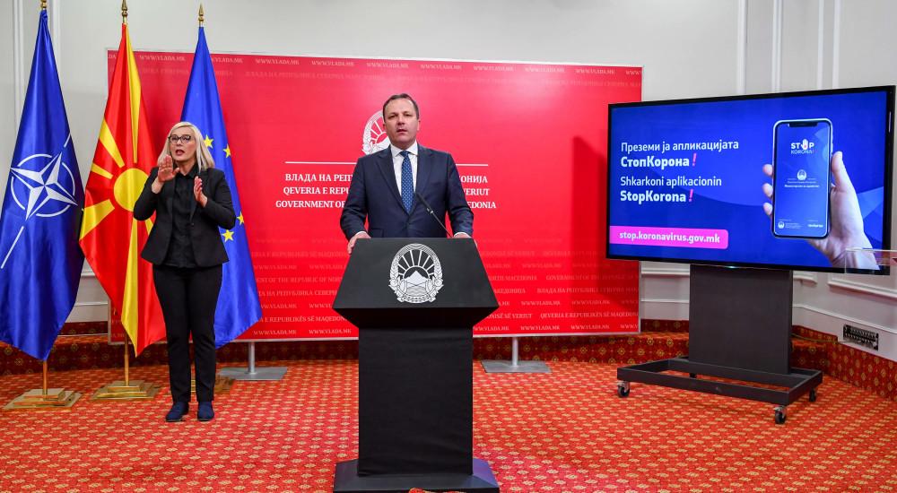 Спасовски: Олабавувањето на мерките ќе се одвива во три фази