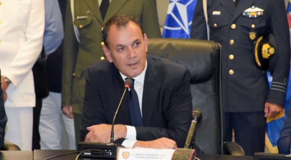 Панајотопулос: Атина ќе потпише договор за надзор на воздушниот простор на Скопје