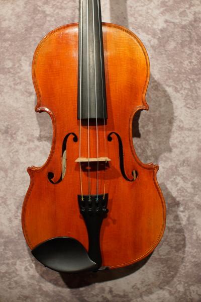 Gustav August Ficker Violin (1967)