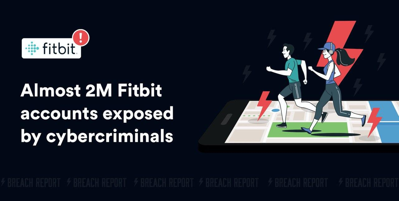 fitbit data leakage data breach breach report email compromised cyber security news hackers