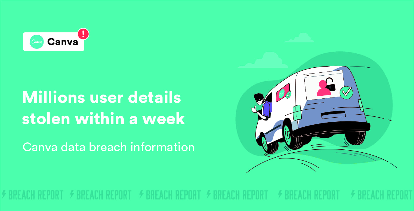 canva data breach data breach breach report email compromised cyber security news hackers