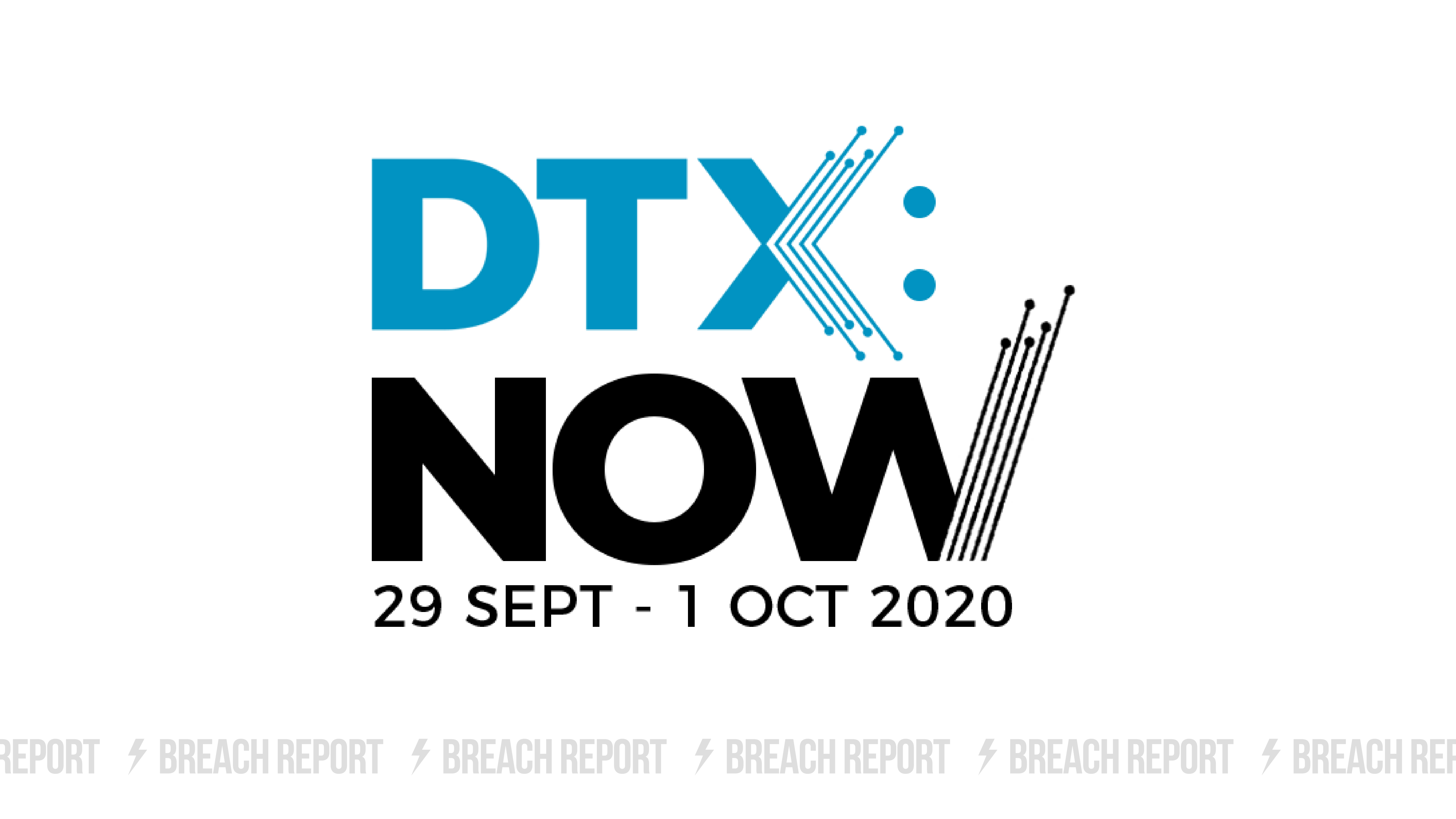 digital conference breach report Digital Transformation EXPO cyber security