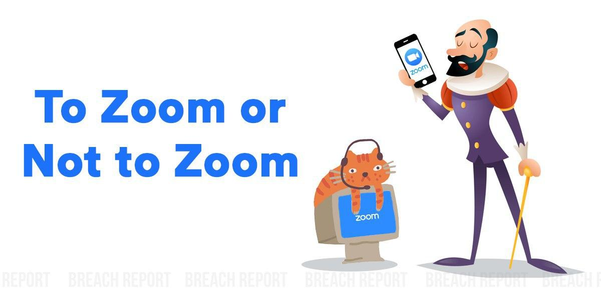 zoom bombing hack quarantine remote office
